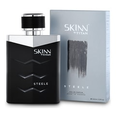 Skinn Steel 100 ML Fragrances for Men