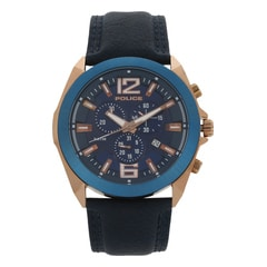 Police Analog Watch For Men-PL14104JSRBL03J