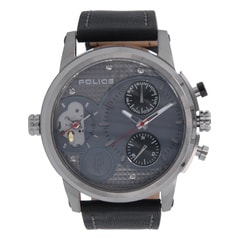 Police Silver Dial Watches for Men