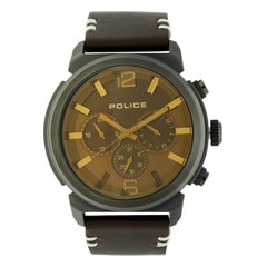 Police Analog Watch For Men-PL14377JSU12J