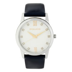 Police White Dial Analog Watch for Men