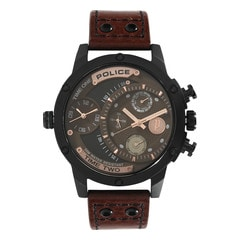 Police Multicolour Dial Analog Watch for Men
