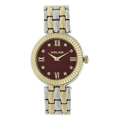 Police Silver Women Watch PL14615MSTG10MAJ