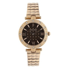 Police Silver Women Watch PL14623LSR12MJ