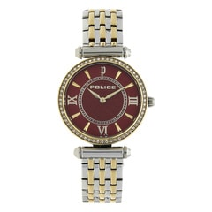 Police Silver Women Watch PL14631BSTG10MJ