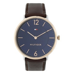 Tommy Hilfiger Navy dial Analog Watch for Men