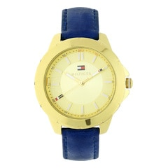 Tommy Hilfiger Gold Dial Analog Watch for Women-TH1781431J