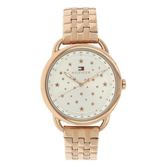 Tommy Hilfiger Silver Dial Analog For Women