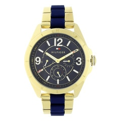 Tommy Hilfiger Blue Dial Multifunction Watch for Women