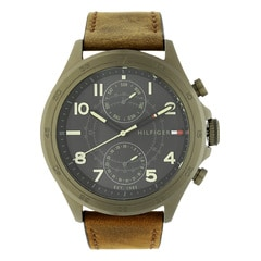 Tommy Hilfiger Sport Grey Dial Multifunction Watch for Men