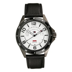 Tommy Hilfiger White Dial Multifunction Watch for Men