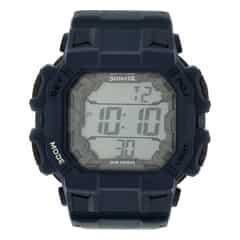 Sonata Grey Dial Digital Watch For Men-77025PP03J