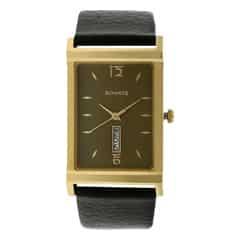 Sonata Black Dial Analog Watch For Men-77032YL02J