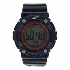 SF by Sonata Blue Strap Digital Watch for Men-77042PP04J
