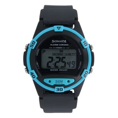 SF by Sonata digital watch for Men-77046PP01J