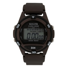 SF by Sonata digital watch for Men-77046PP04J