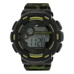 SF Carbon Series Digital Watch for Men