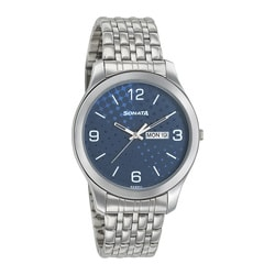 Sonata Nxt BLUE Dial Analog Watch for Men