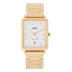 Sonata Essentials White Dial Analog with Day and Date Watch for Men