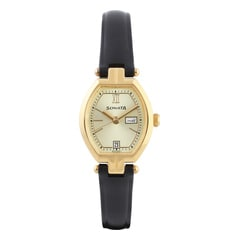 Sonata Elite Champagne Dial Analog Watch for Women-8083YL03