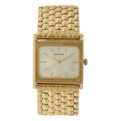 Sonata Glamors Champagne Dial Analog Watch for Women