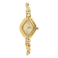 Sonata Champagne Dial Analog Watch For Women-87010YM02J