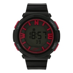 SF by Sonata Black Strap Digital Watch for Women-87016PP01J