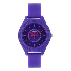 Sonata Purple Dial Analog Watch for Girls