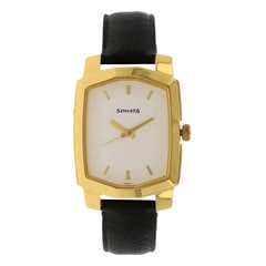 Sonata Analog Watch for Men-ND7094YL01