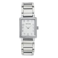 Sonata Silver Dial Analog Watch for Women - NF8080SM02C