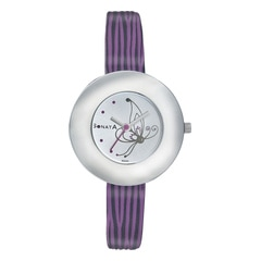 Sonata Analog Watch For Women-NF8959SL02A