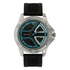 Sonata Blue Dial Analog Watch for Men-NG77001SP01A