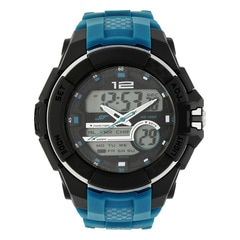 SF by Sonata Black And Grey Dial Ana-Digital Watch for Men