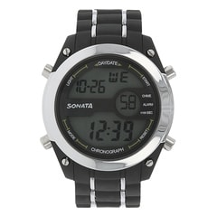 SF by Sonata Grey And Black Dial DigitalWatch for Men