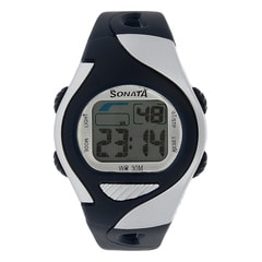 SF by Sonata Grey Dial DigitalWatch for Women - 87011PP03