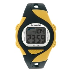 SF by Sonata Grey Dial DigitalWatch for Women