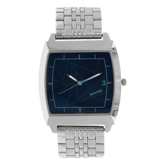Sonata Blue Dial Analog Watch for Men
