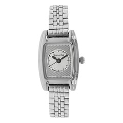 Sonata Professional Silver White Dial Analog Watch for Women