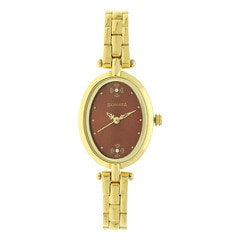 Sonata Maroon dial Analog Watch for Women