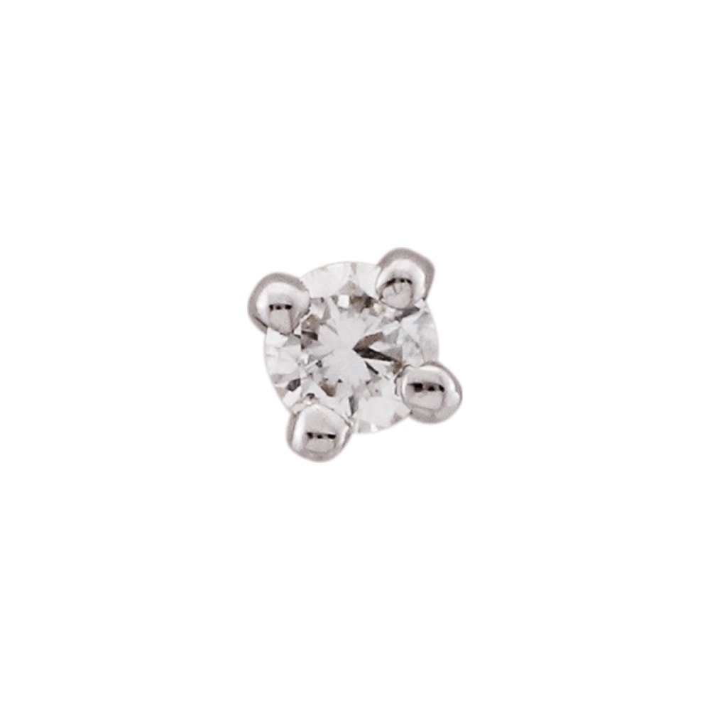 Buy Tanishq 18 KT Gold DIAMOND Nose Pin - 500063OJAABA02 for Women ...