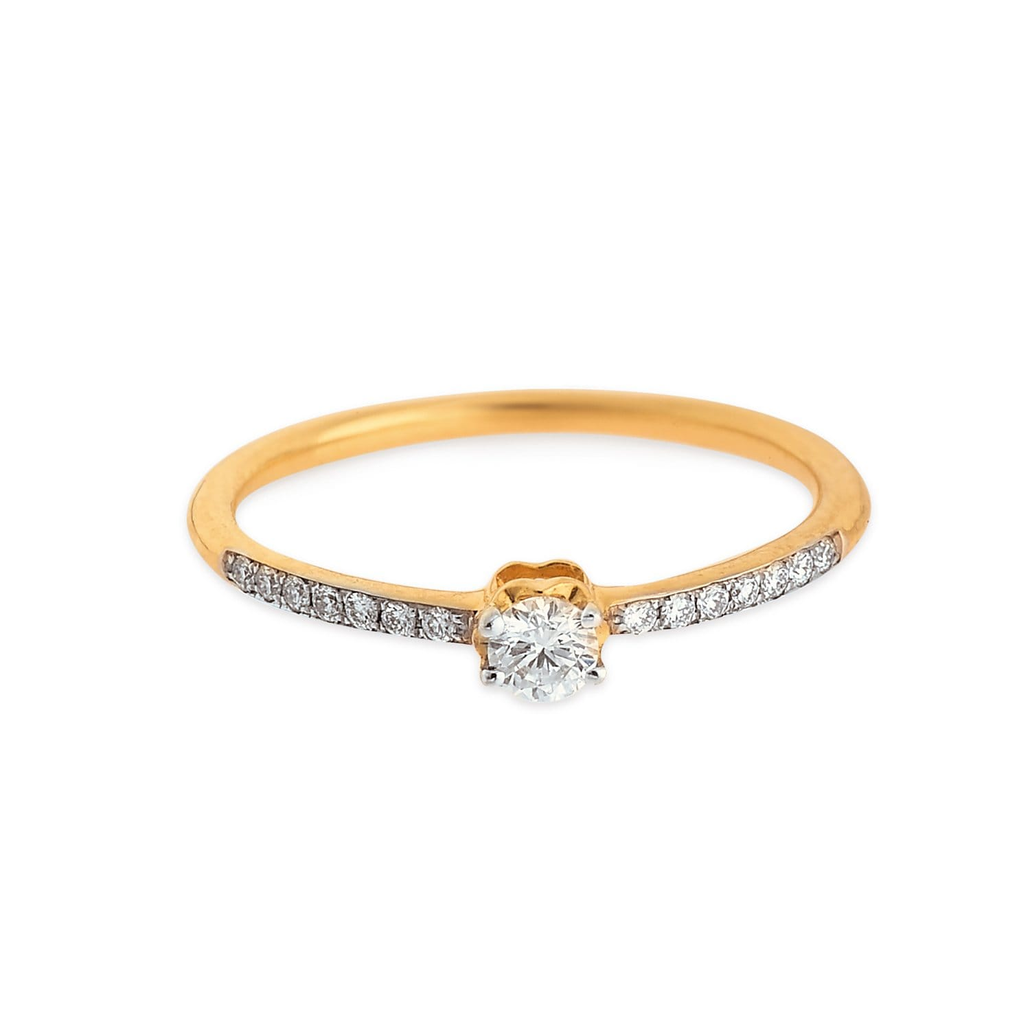 Tanishq Diamond Engagement Rings For Women With Price ...