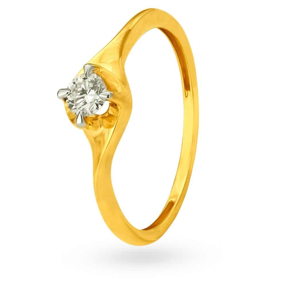 buy tanishq gold finger ring for 503416fqdlaa02