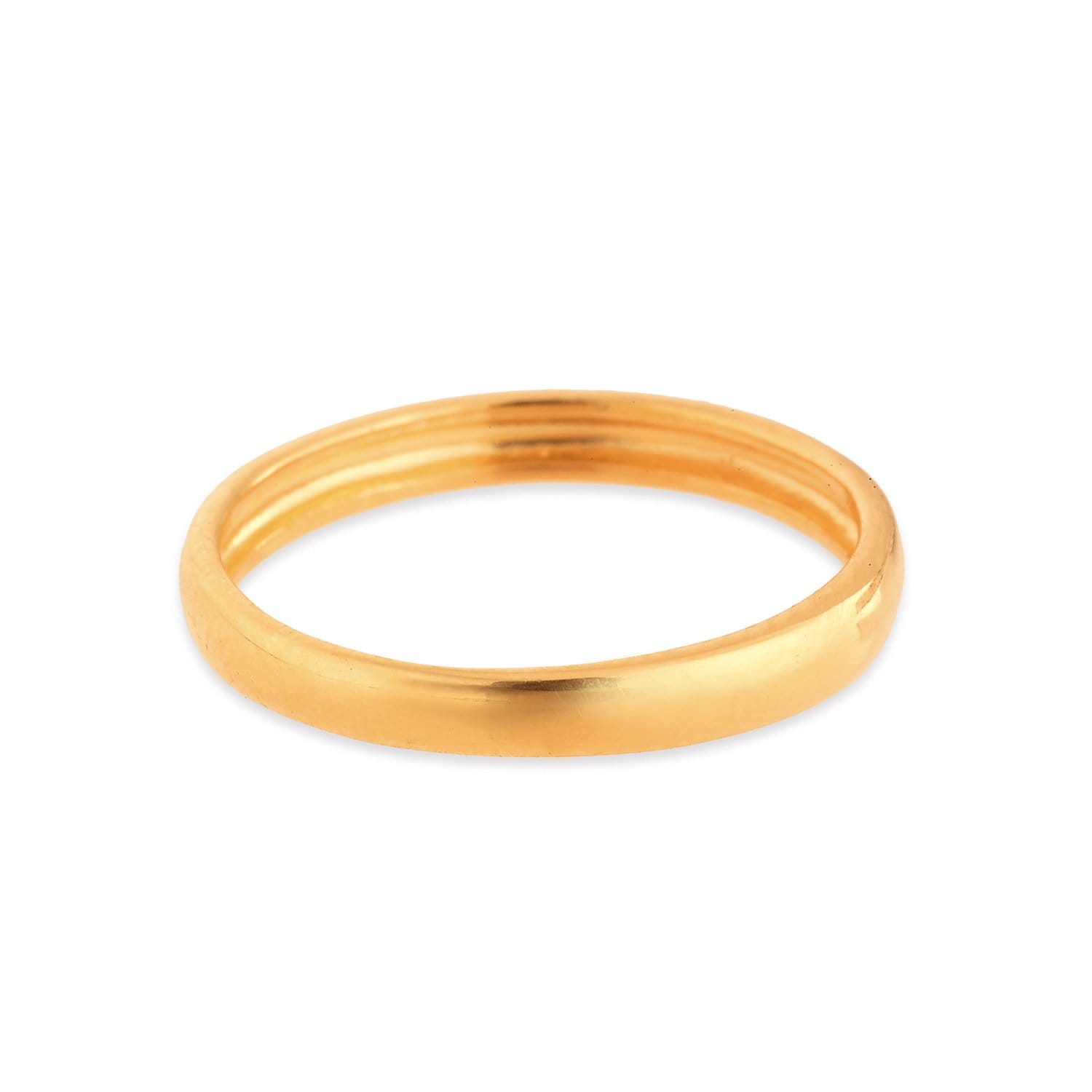plain gold kumaran rings ring sree womens sktm