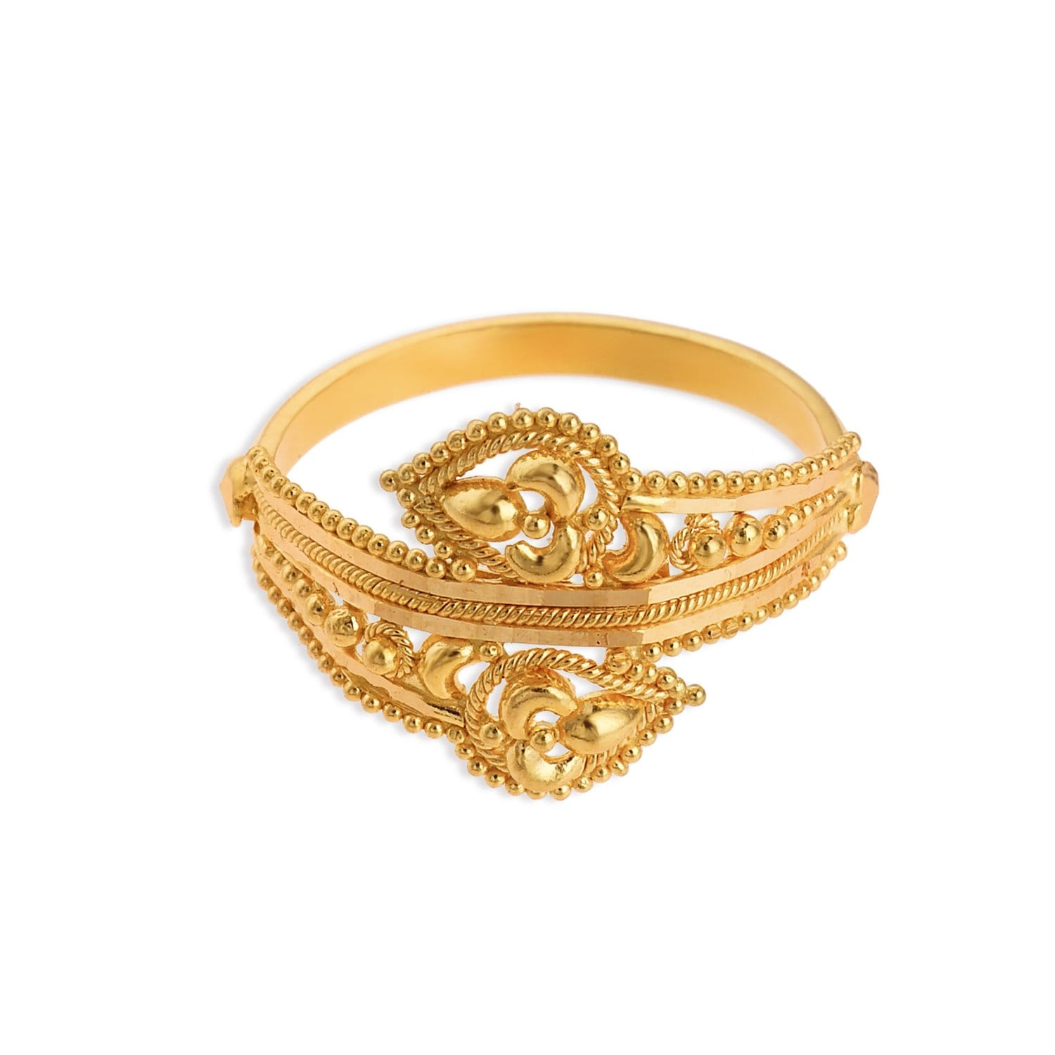 Gold Finger Ring Hyderabad India