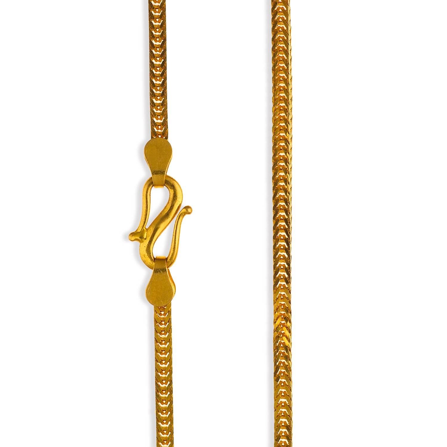 Gold Long Chain Designs Tanishq | www.imgkid.com - The ...