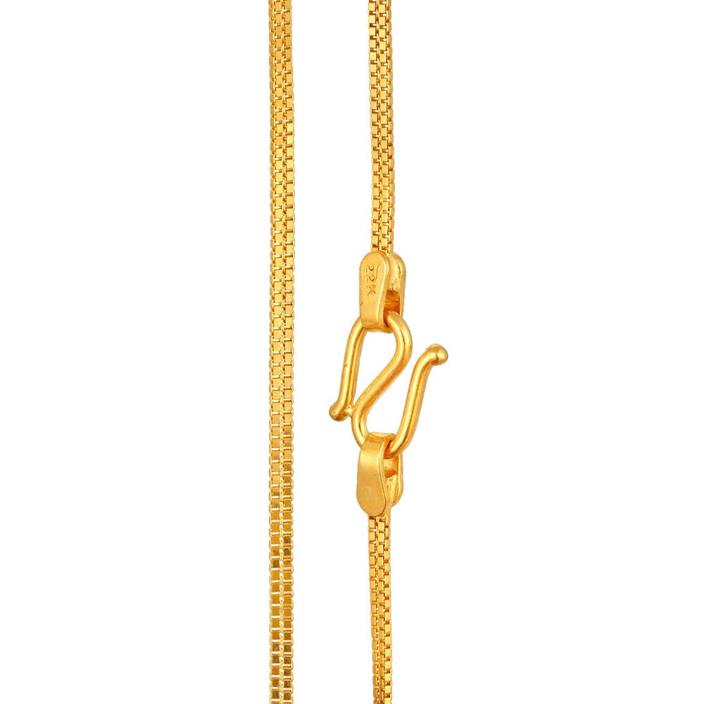 Tanishq | Temple jewelry necklace, Beautiful gold ... |Tanishq Gold Chain For Men With Price