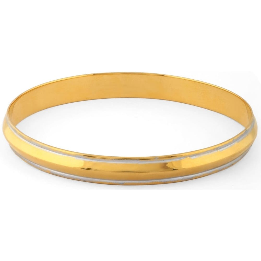 plain and tovi gold farber br some unbelievable then bracelet karat bangles bangle