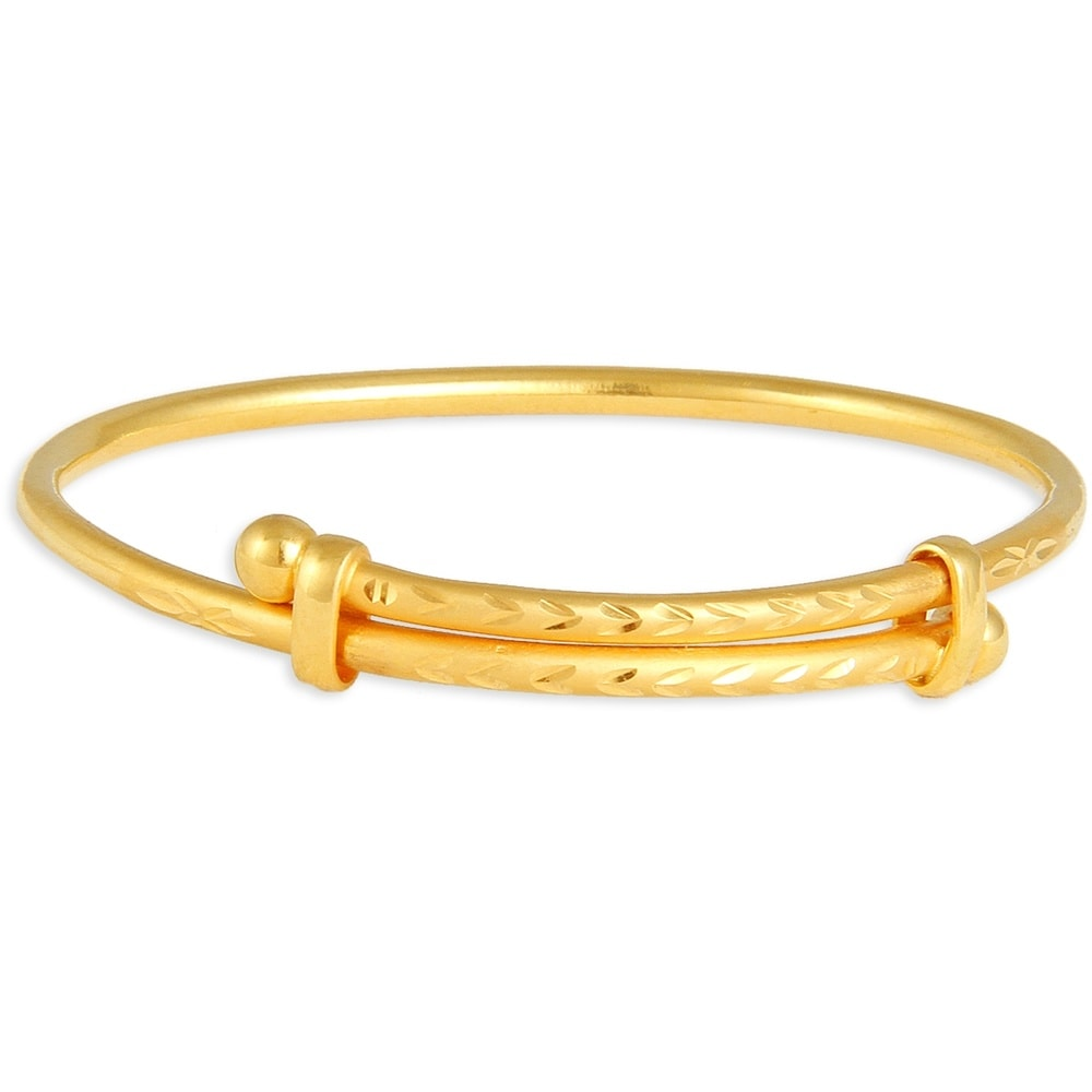 Bangles With Price: Buy Tanishq 22 KT Gold Bangle ID 511178VLEM1A00 For Women