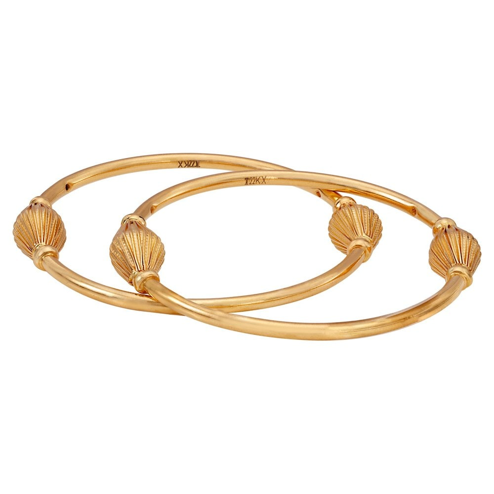 tata at tanishq gold bangle buy price p online cliq best bangles oval