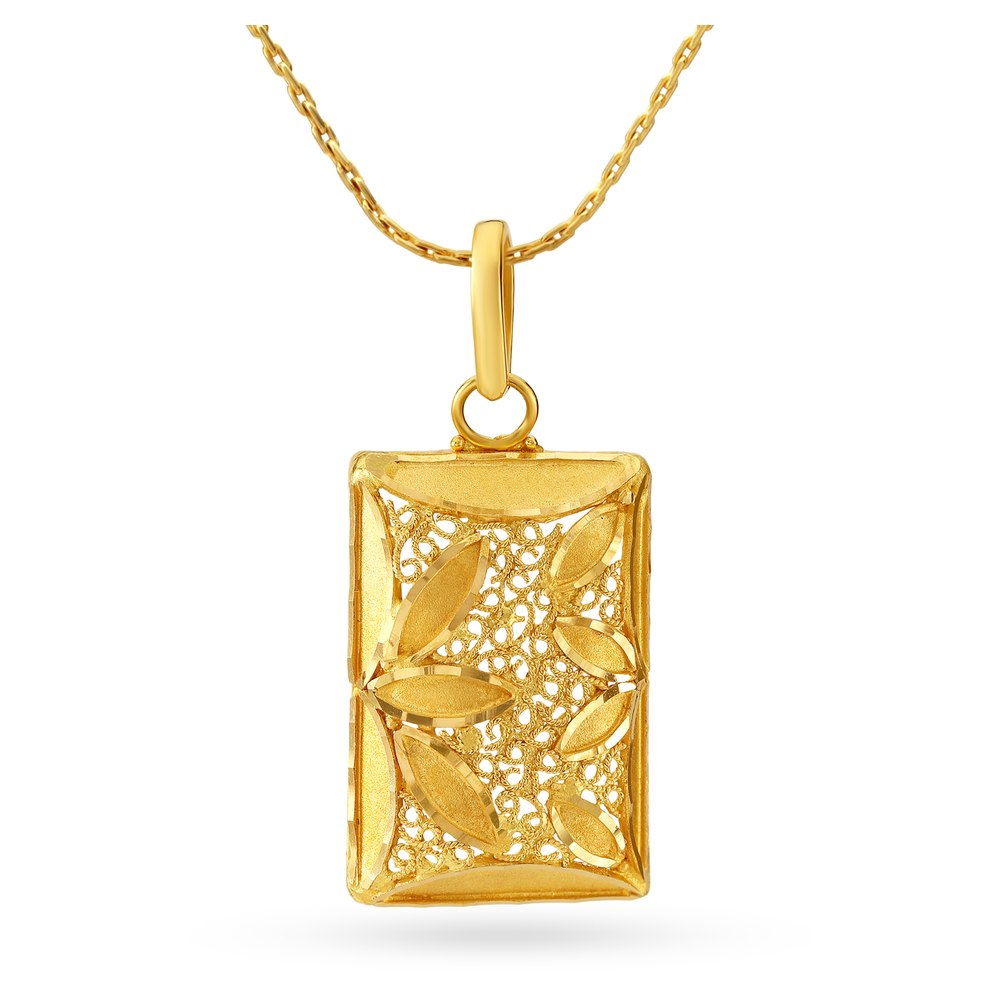 top rectangular pendant yellow image jewellery collection gold christopher arch gentile saint pendants
